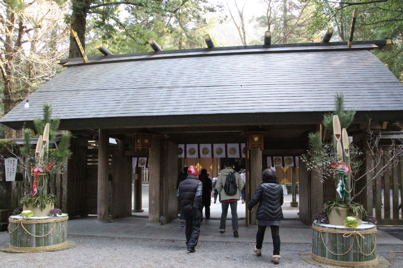 天照大御神が隠れた天岩戸を祀る天岩戸神社(西本宮)
