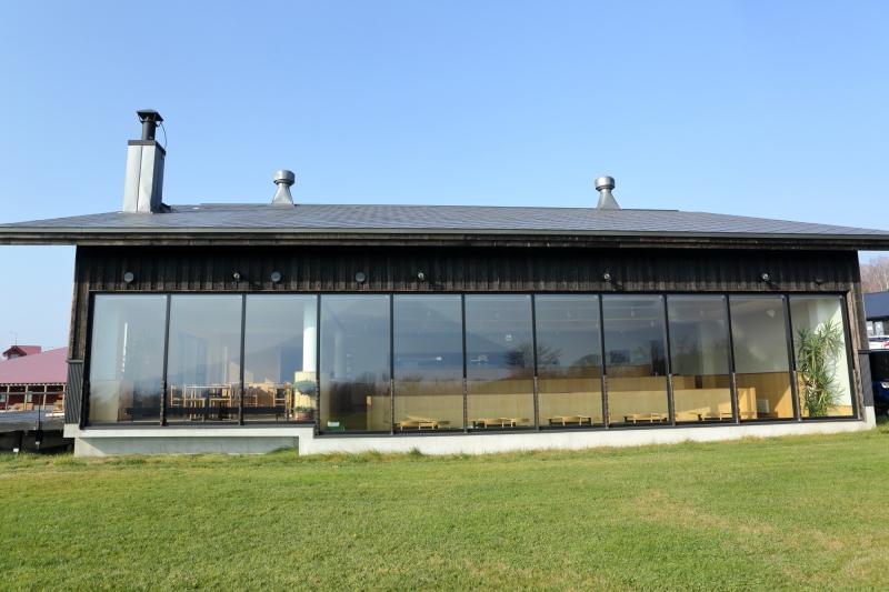 レストラン「プラティーヴォ」の外観