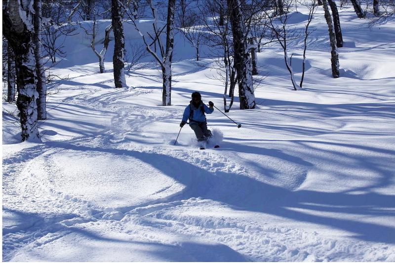 深雪スキーの愉しみ
