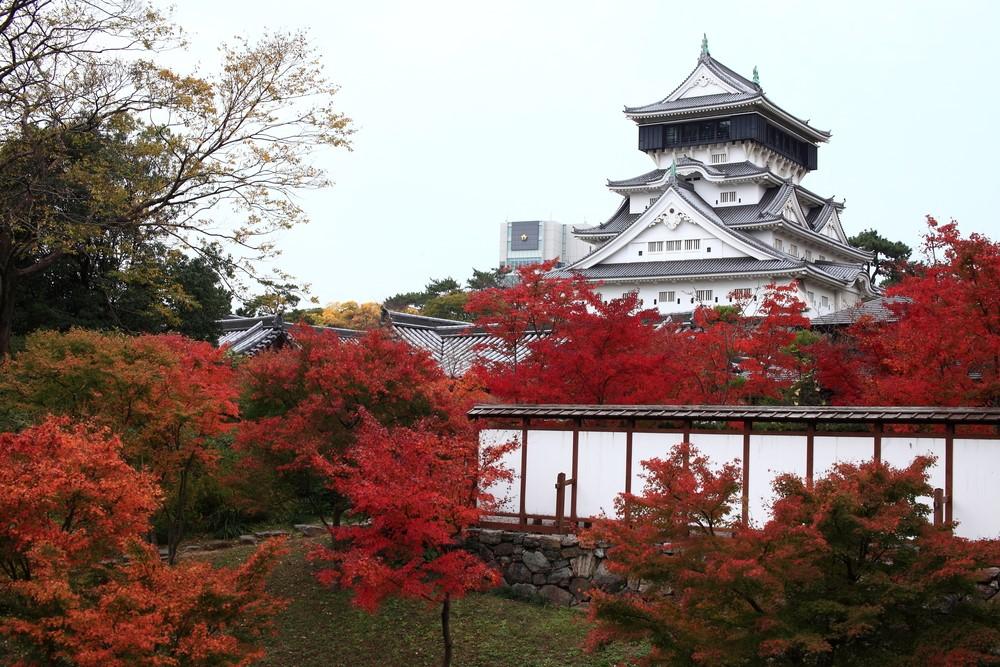 福岡県 勝山公園