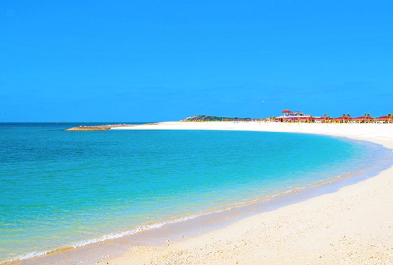 全国に名前が知れ渡った「豊崎美らSUNビーチ」