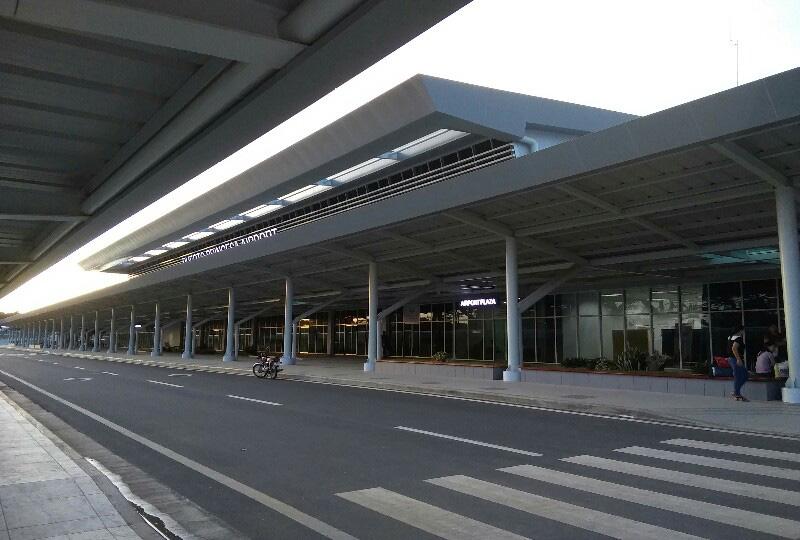 2017年5月にパラワン州の州都プエルト・プリンセサにオープンした新国際空港