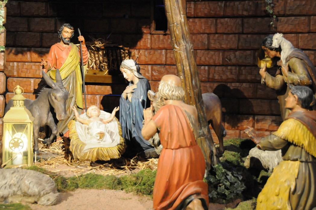キリスト生誕像