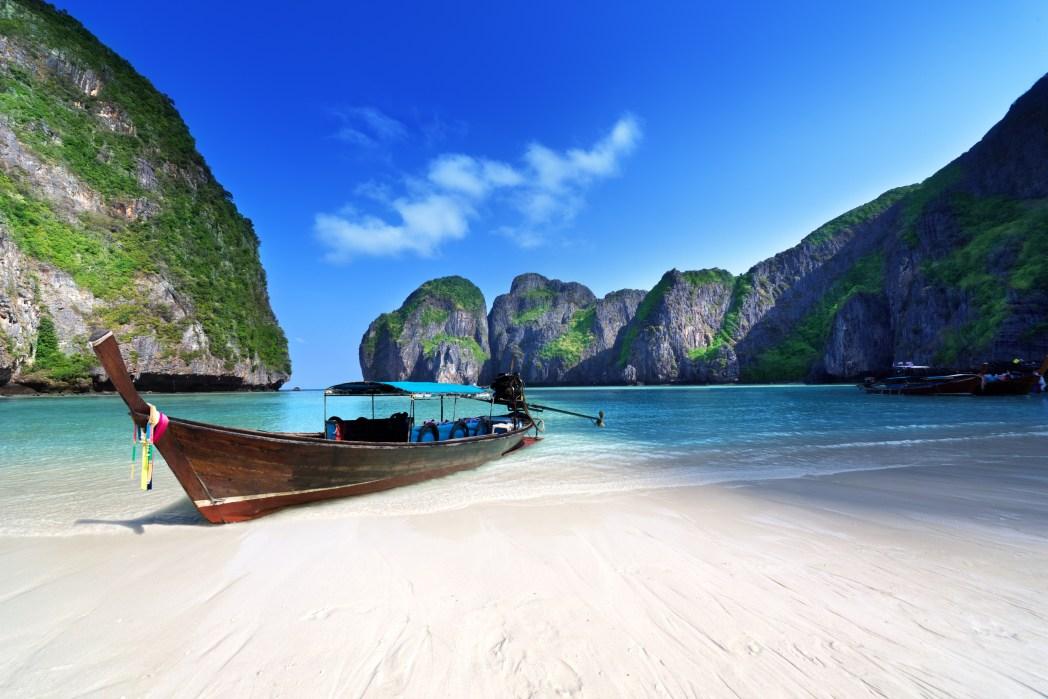 ピピレー島、タイ