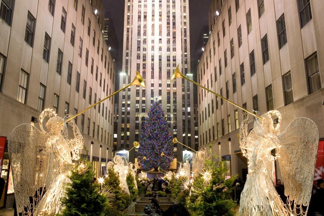 ニューヨークのクリスマス、アメリカ