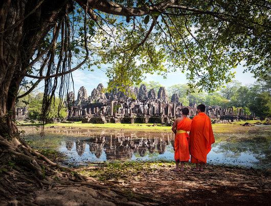 アンコールワット、カンボジア
