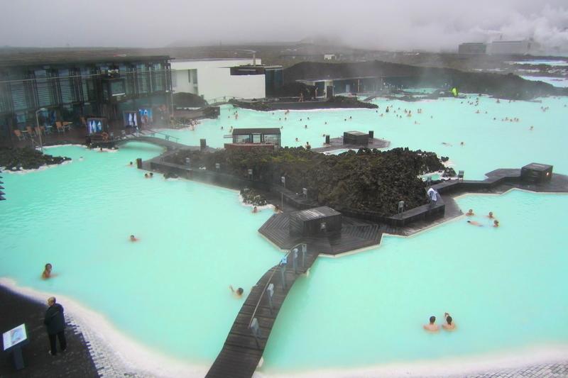ブルー・ラグーン・クリニック・ホテル、アイスランド