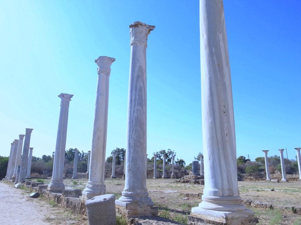 サラミスの遺跡