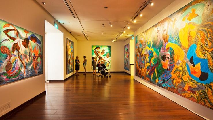 シンガポール国立美術館