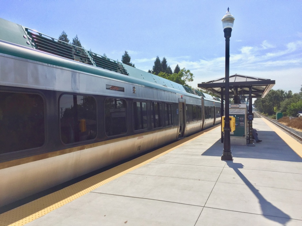 サンタローザ・ノース駅