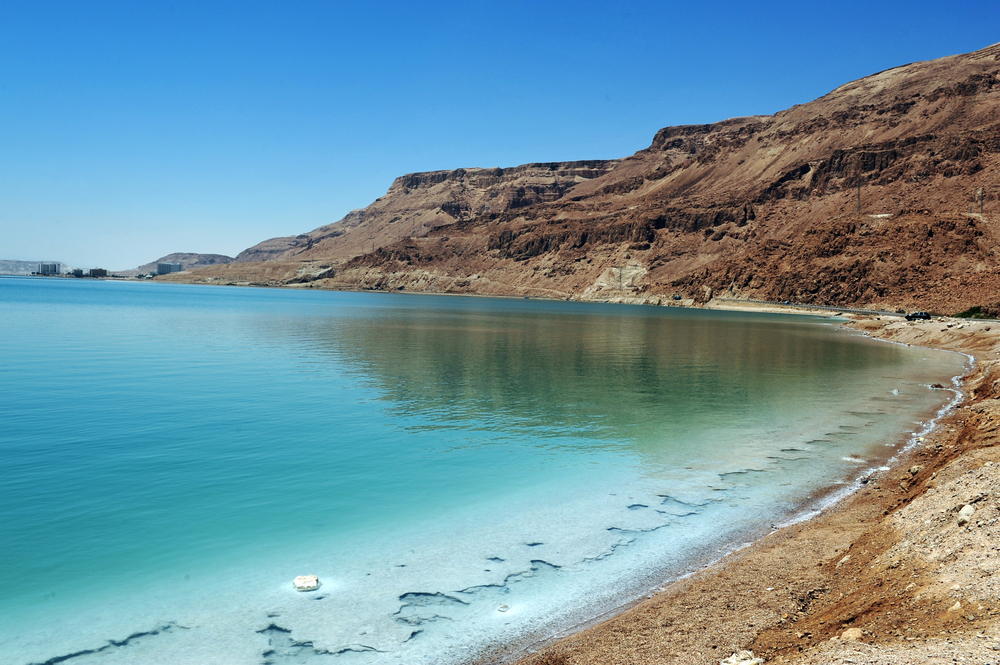 イスラエルのビーチ