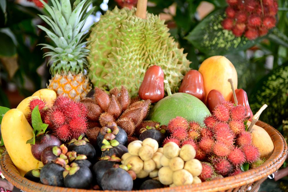 タイでフルーツが豊富なのは雨季