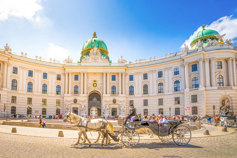 世界文化遺産 シェーンブルン宮殿
