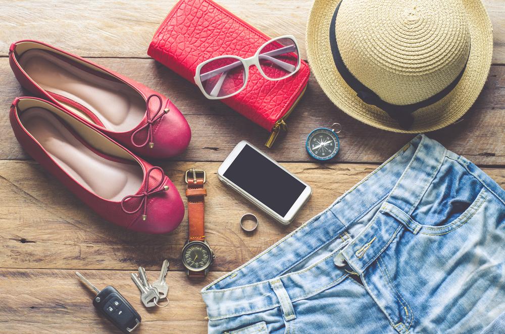 面倒なパッキングは効率的に片付けて、終わった後はストレスのない楽しい旅行を!