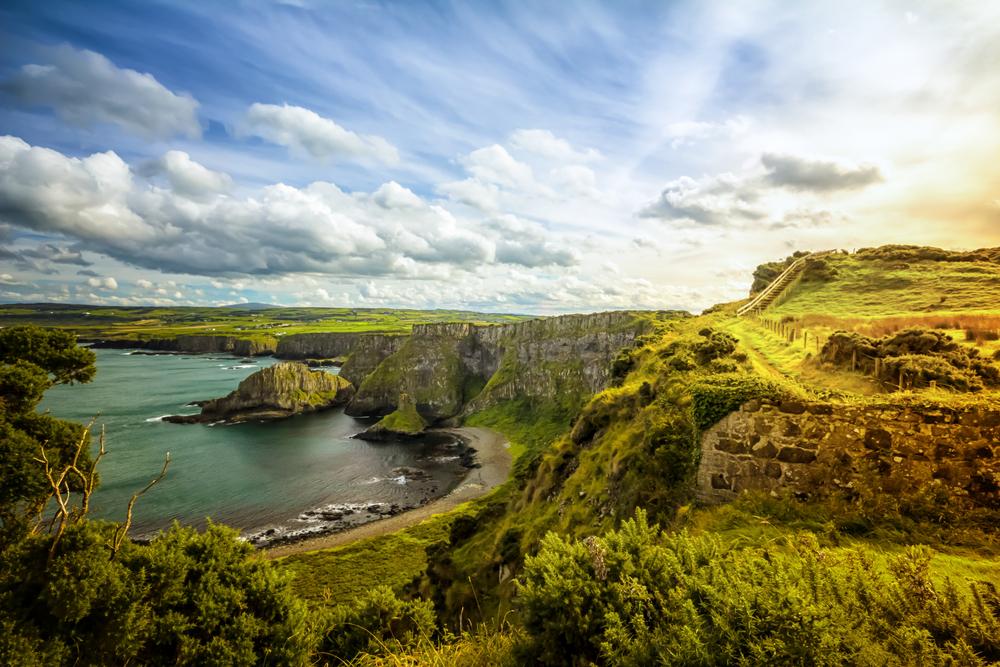 美しいアイルランド