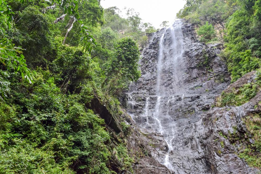 ランカウイ島のテムルン滝
