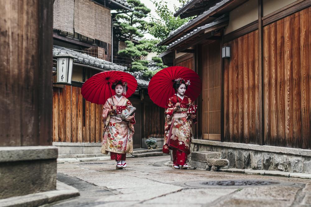 祇園 舞妓 京都