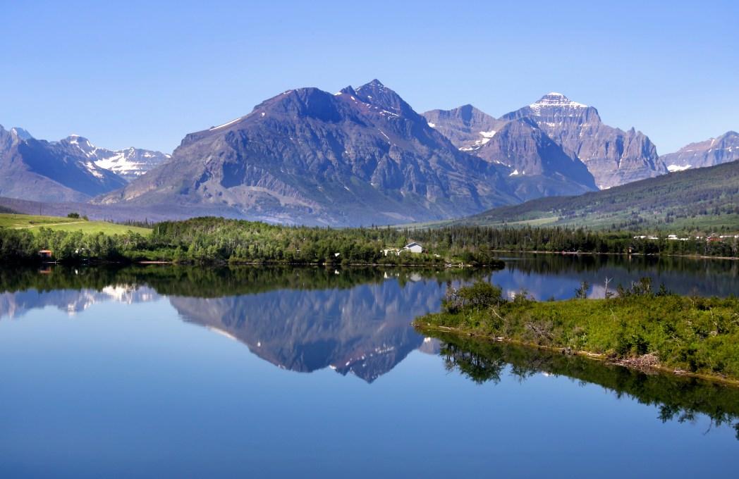 4. 氷河(Glacier)が創った「グレーシャー国立公園」