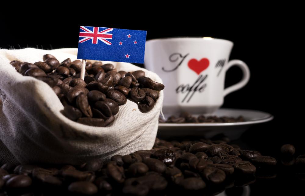 ニュージーランドにはコーヒーラバーがたくさん