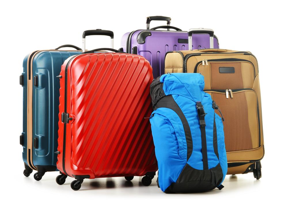 スーツケースによって詰め方が変わる