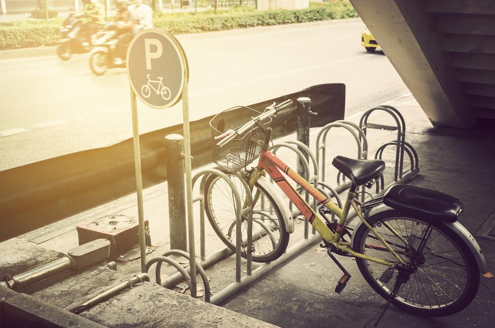 自転車で街を回ろう