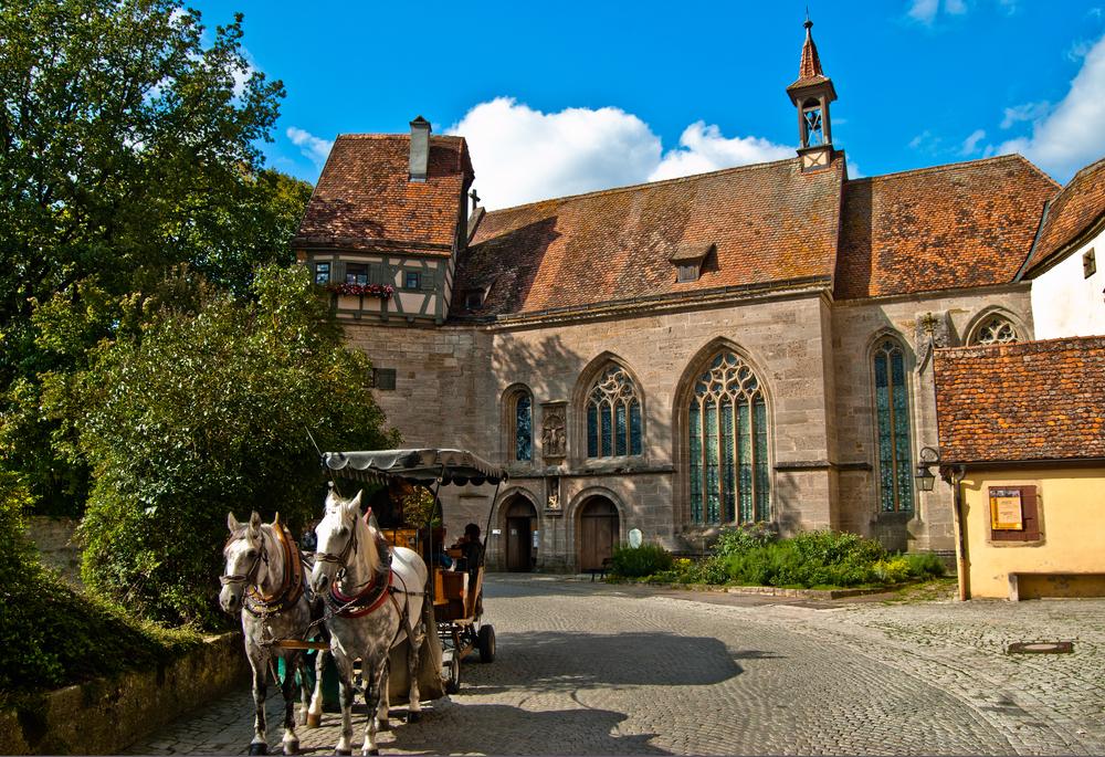 ローテンブルクの聖ヴォルフガンク教会