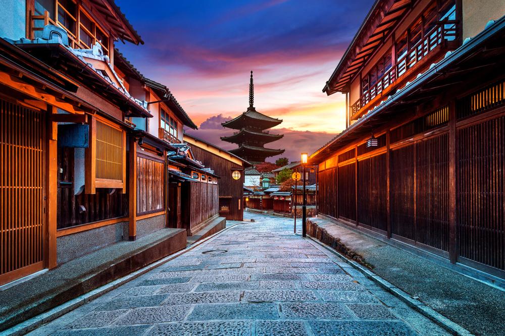 東山 八坂神社 京都