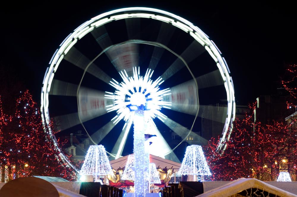 ブリュッセルのクリスマス