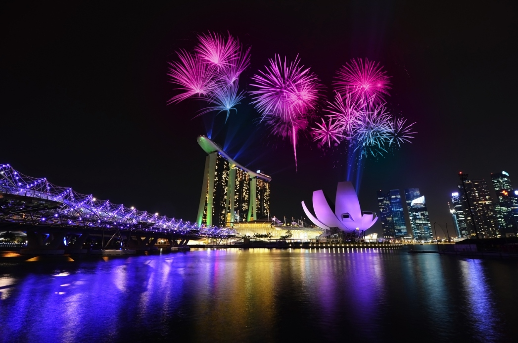 マリーナベイ・サンズなど観光スポットが目白押しのシンガポール