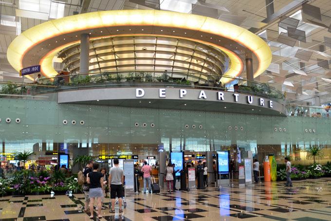 シンガポール・チャンギ空港、シンガポール
