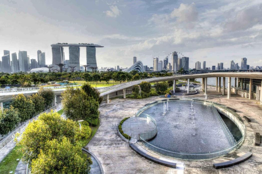 スカイライン、シンガポール