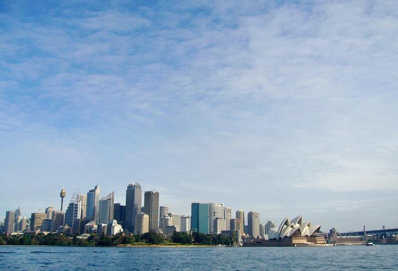 世界3大美港のひとつとして名高いシドニーのサーキュラー・キー