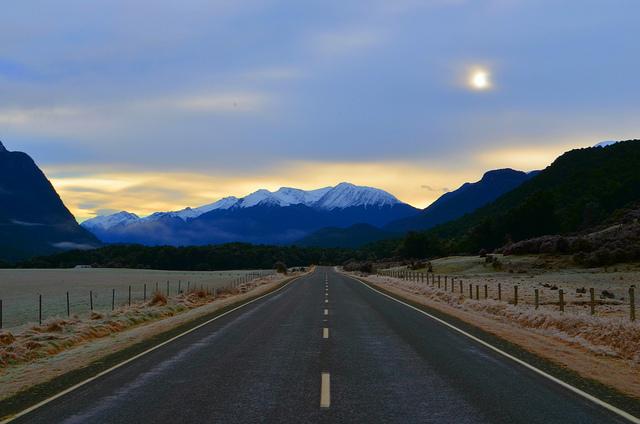 テアナウ、ニュージーランド