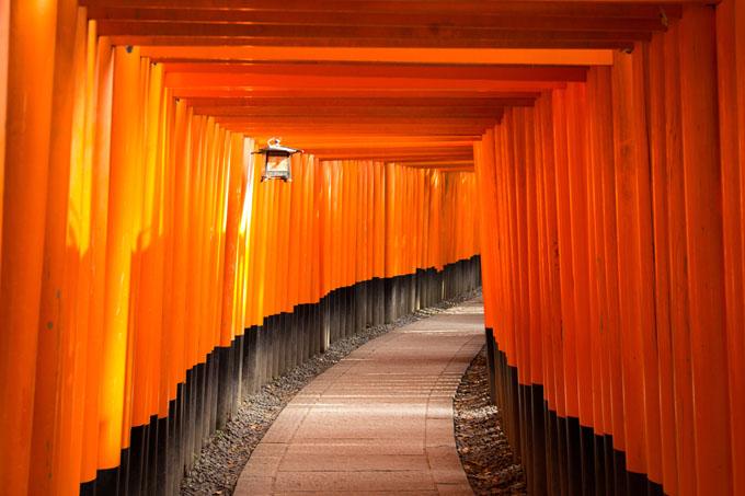 伏見稲荷大社、京都