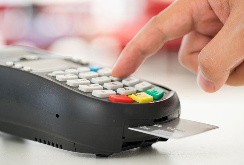ICカードなのに暗証番号での決済ではなく、サイン決済を促された際は気を付けましょう