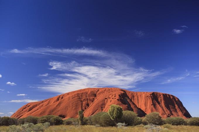 オーストラリア、エアーズロック