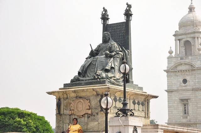 ビクトリア記念碑、コルカタ