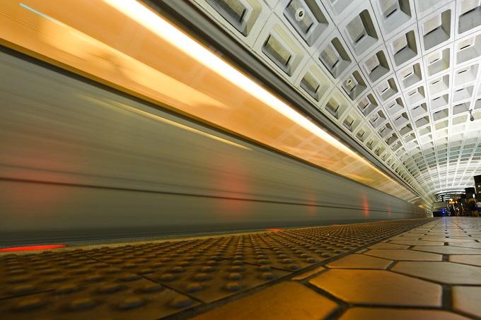 ワシントンD.C.の地下鉄