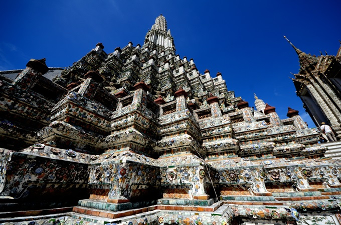 タイ、バンコクのワットアルン
