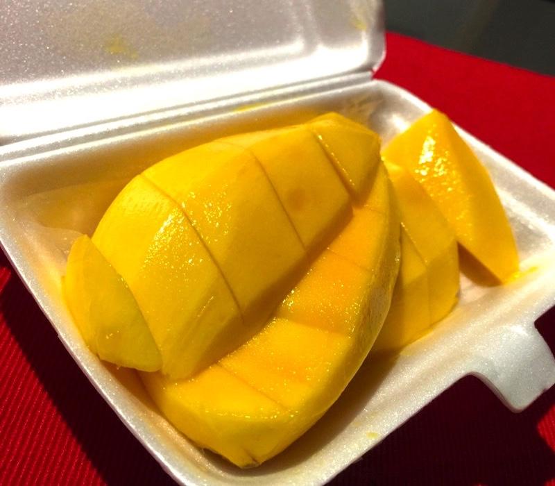 タイを訪れたらぜひ食べていただきたいマンゴー