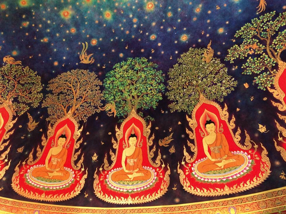 仏陀の生涯図である「仏伝図」