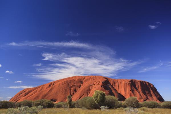ウルル(エアーズ・ロック)、オーストラリア