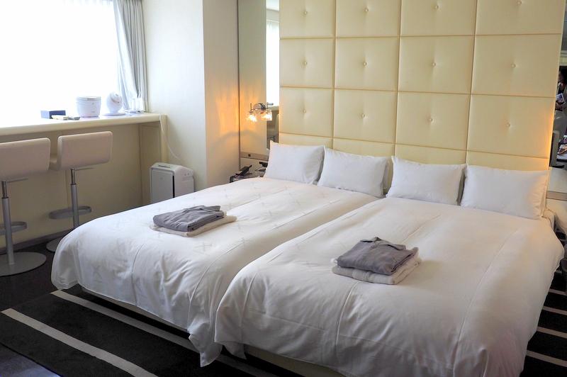 「さっぽろ雪まつり」会場へのアクセスに便利な「クロスホテル札幌」